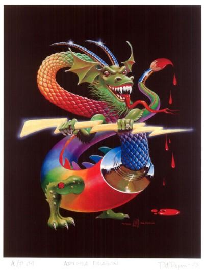 Artista Dragon
