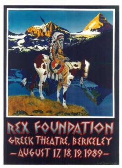 Rex Foundation Greek Theater